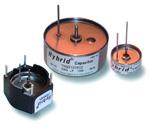 Образцы продукции EVANS Capacitor Company